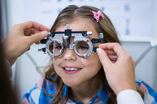 badanie okulistyczne dzieci